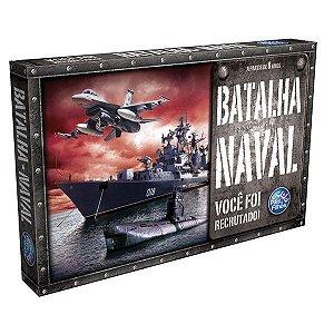 Jogo Batalha Naval Você Foi Recrutado Pais E Filhos - 100480