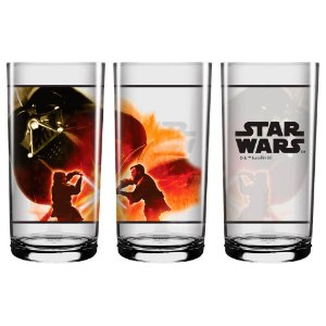 Copo Long Drink Darth Vader Star Wars Nadir Figueiredo