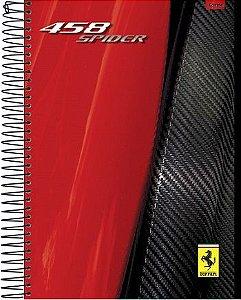Caderno Universitário Ferrari 458 Spider New