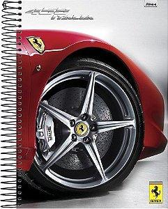 Caderno Universitário Ferrari 458 Italia New