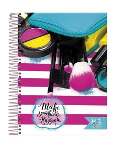 Kit 2 Cadernos Universitário Like It New
