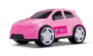 Carro Girl Fashion Rosa New