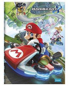 Caderno Brochurão Super Mario  2 New