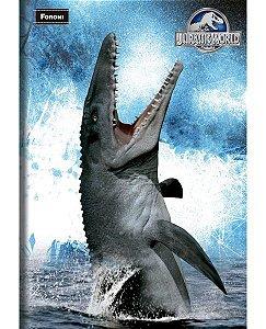 Caderno Brochurão Jurassic Park 4  New
