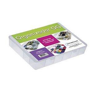 Box Organizador GG Transparente New