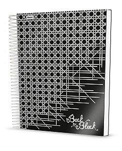 Caderno Universitário Back to Black 3 New
