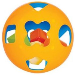Brinquedo Educacional Bola Infantil Baby New