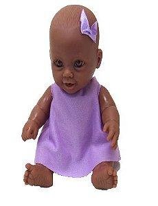 Boneca Bambolete Negra Com Cheirinho New