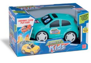 Brinquedo Carro Kids Color Samba Toys New