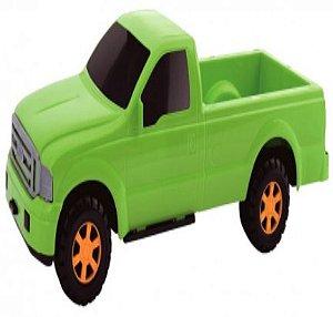 Brinquedo Carro Pick-Up Standard Color Carrinho New