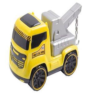 Brinquedo Carro Truck Guincho Carrinho 25cm New