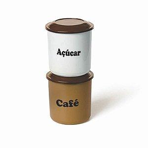 Conjunto Mantimentos Café e Açúcar New