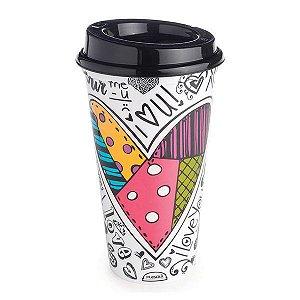 Copo P/Café Diversas Estampas New