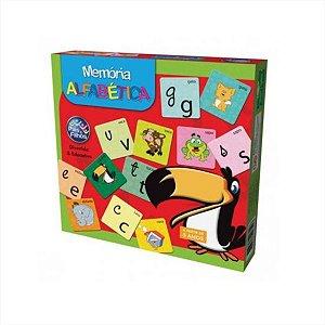 Jogo da Memória Alfabética New