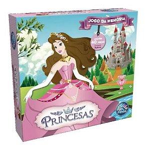 Jogo da Memória Princesas New