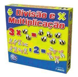 Jogo Divisão e Multiplicação New