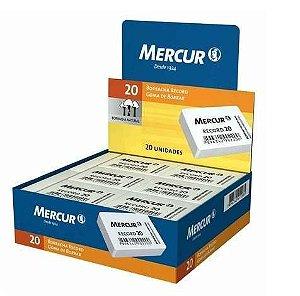 Kit c/ 20 Borrachas Escolar 4,5 Cm Mercur Record - 20878