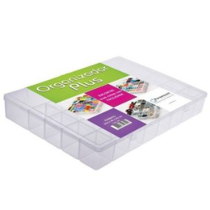 Maleta Organizadora Box Plus 49 Cm c/ Divisórias - 99885