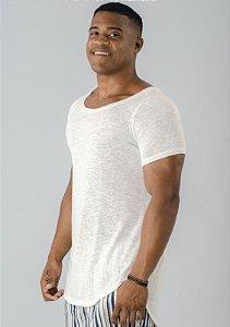 T-Shirt Gola Canoa Unissex Tricô Off-White