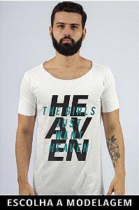 Camiseta Branca Heaven