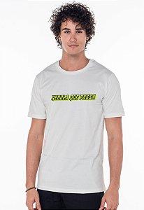 Camiseta Tradicional Off Rebola que passa