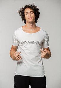 Camiseta Canoa Off White Busterize-se