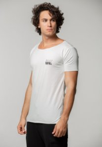 Camiseta Canoa Off White 2HAAT