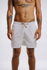 Beach Short Branco