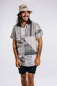 Camisa de Botão Desert Lines
