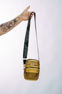 Shoulder Bag Cromo Dourado