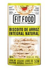 BISCOITO DE ARROZ NATURAL