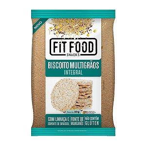 Biscoito multigrãos integral (30g)