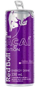 Red Bull Summer Edition - açaí