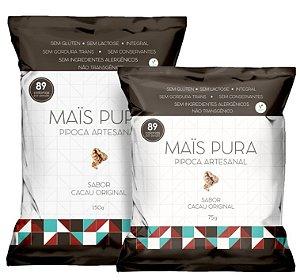 PIPOCA SABOR PURO CACAU (100g)