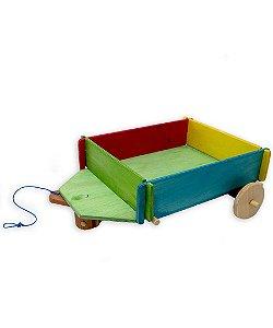 Carretão - Gerana Brinquedos Educativos