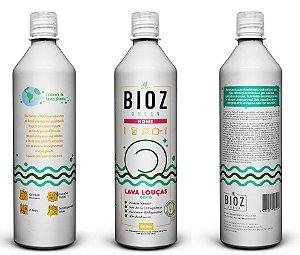 Detergente coco 600ml - BIOZ Green