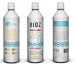 Detergente neutro 600ml - BIOZ Green