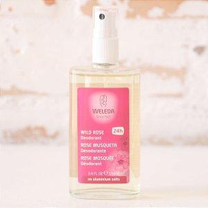 Desodorante Rosa Mosqueta 100ml - Weleda