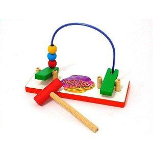 Bate-Bola de madeira