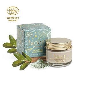 Máscara Detox Bionutritiva (Argila Verde + Copaíba) - Bioart Biocosméticos
