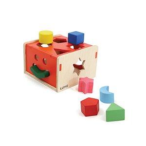 Encaixa na Caixa - Lume Brinquedos