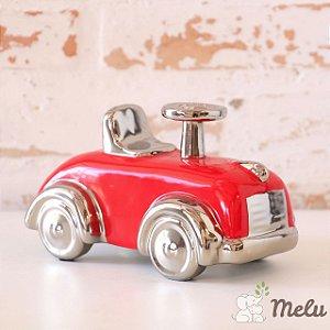 Cofre - Carro Vermelho