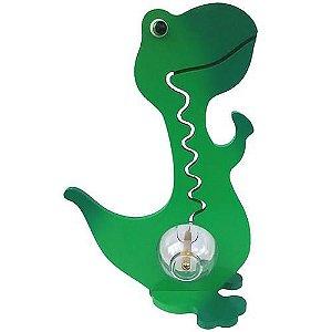 Cofrinho Dino Dindin - Verde