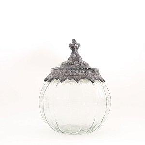 Pote de vidro - Indiano