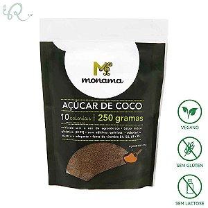 Açúcar de Coco 250g - Monama