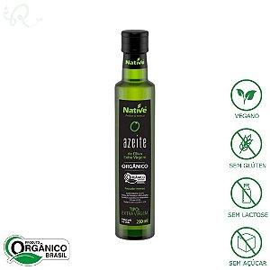 Azeite Orgânico Extra Virgem 250ml - Native