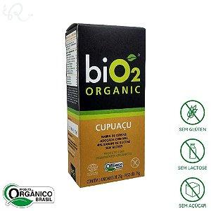 Barra de cereal biO2 Cupuaçu Orgânica Caixa com 3 x 25g - biO2 Organic