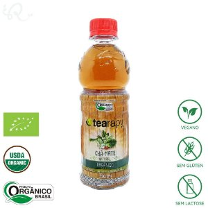 Chá Mate Orgânico Natural 330ml - Tearapy