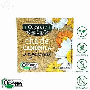 Chá Orgânico de Camomila 10 sachês - Organic