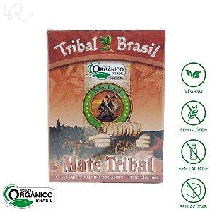 Chá Mate Tostado Orgânico 100g - Tribal Brasil